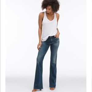 "Ag Adriano Goldschmied ""The Angel"" Flare Jeans-29"